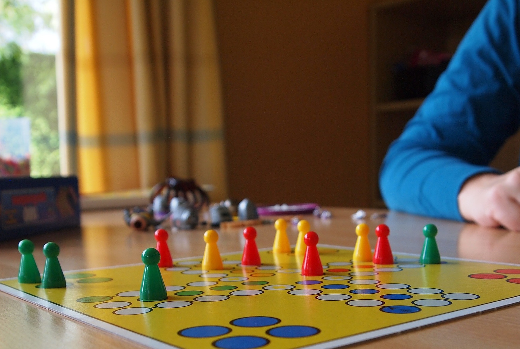 Playing Board Games Helps Kids Learn