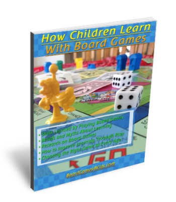 How Children Learn With Board Games