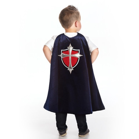 Prince or Knight Cloak for Boys Play