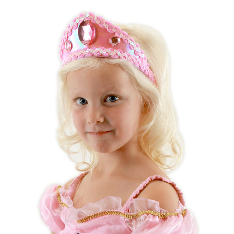 Girl's Tiara for Princess Costume and Play