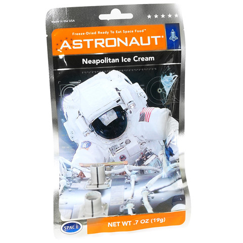 Astronaut Ice Cream Pack for Kids