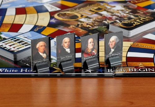 Learn Living History through Constitution Board Game