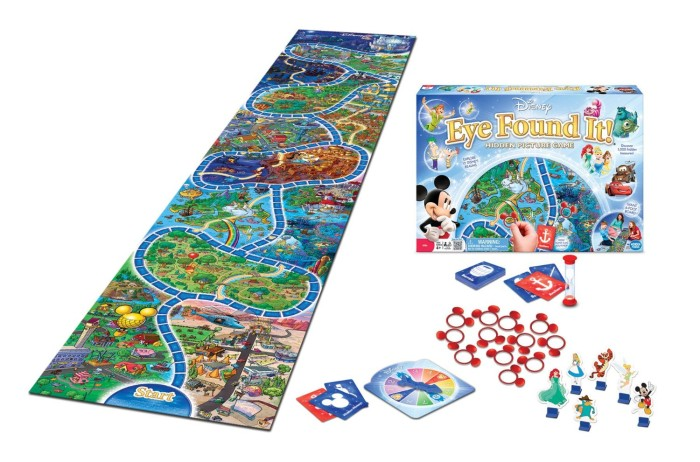 Disney Board Game for Kids