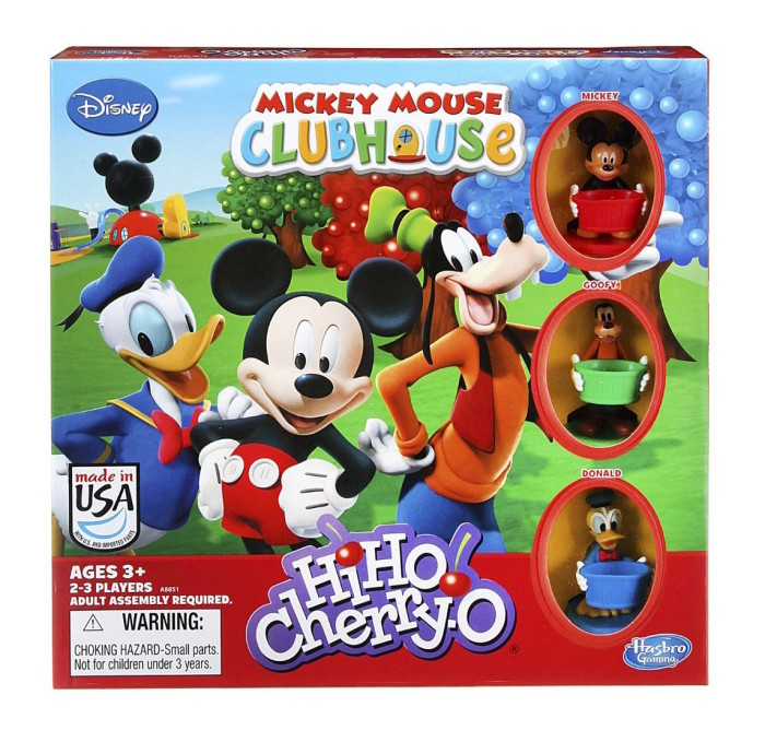 Disney Mickey Mouse Board Game