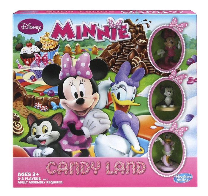 Disney Minnie Mouse and Daisy Game