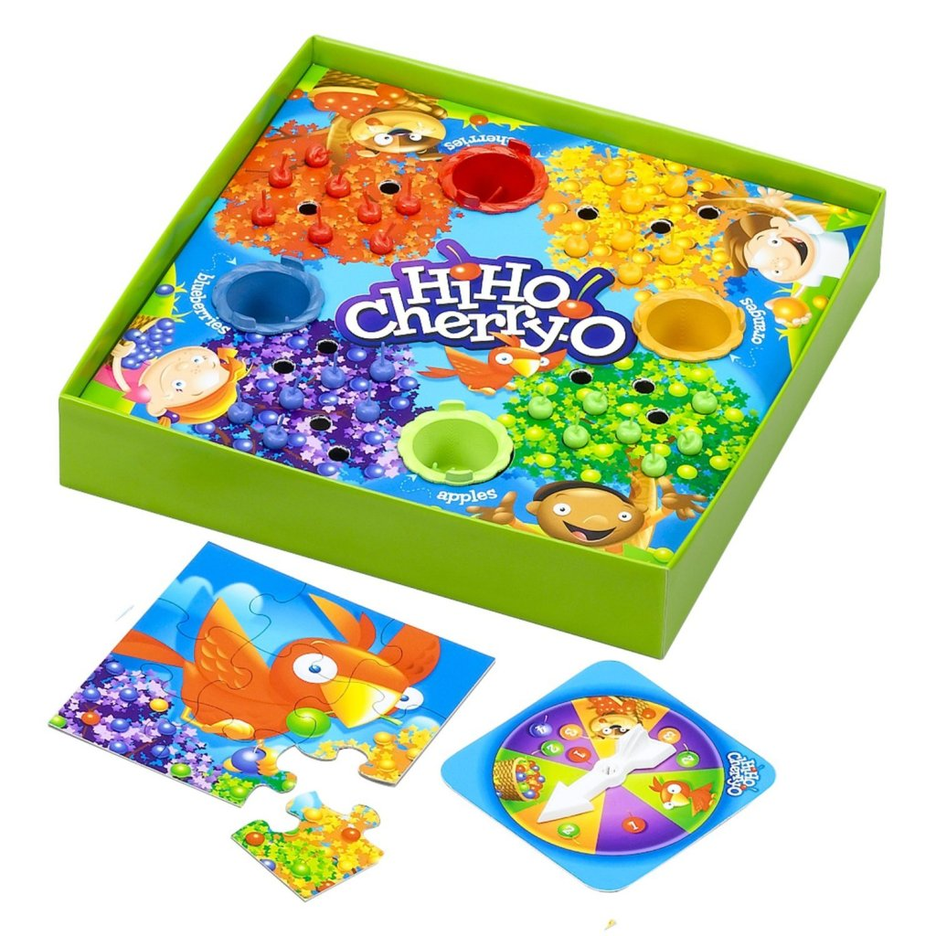 Preschoolers Board Games for Kids