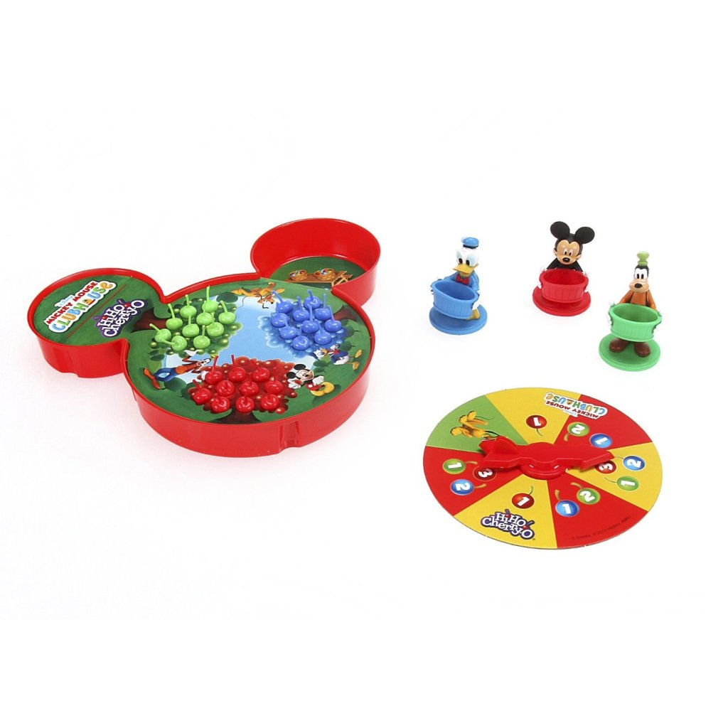 Mickey Mouse Board Games