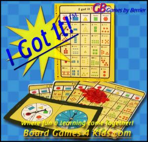 Game to Teach Kids Math