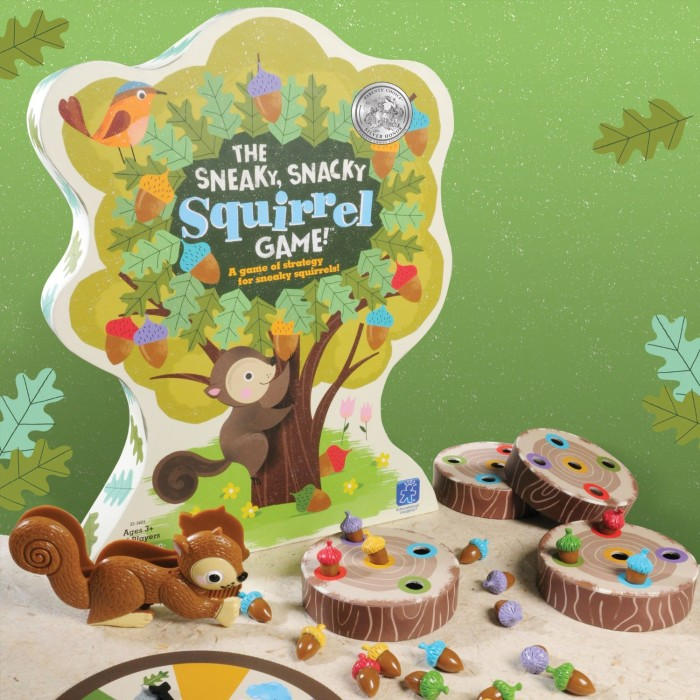 Fun preschoolers gift that's educational too!