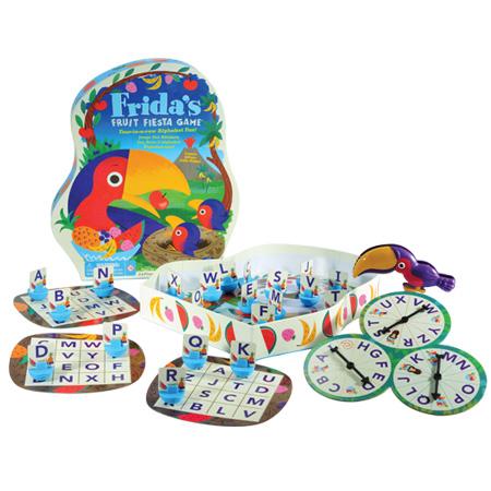 Preschool Alphabet Matching Game