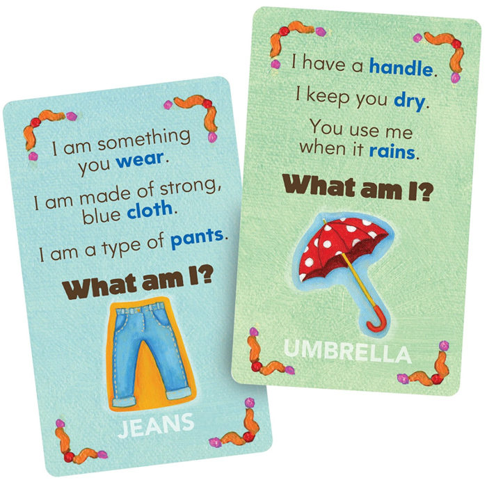 Kids Educational Alphabet Card Game