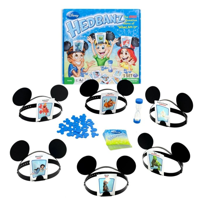 Disney Game for Kids with Mickey Mouse Ears