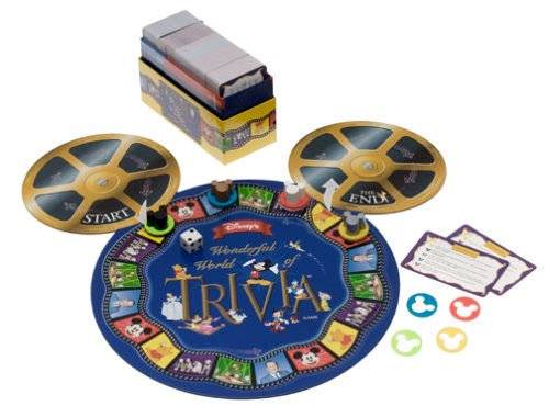 Wonderful World of Disney Trivia Gift
