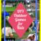 Ten Super Fun DIY Outdoor Kids Games