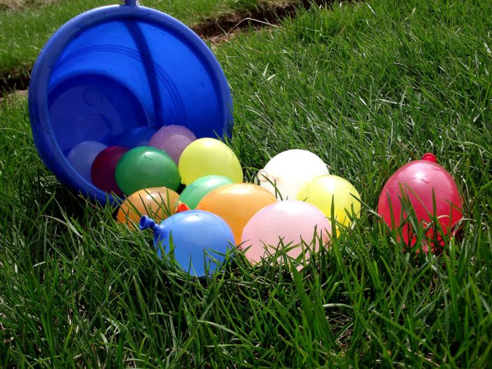 Fun DIY Outdoor Kids Games