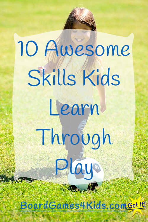 Awesome Ways Kids Learn Through Play