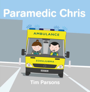 Ambulance Emergency Learning Book for Kids Paramedic Chris