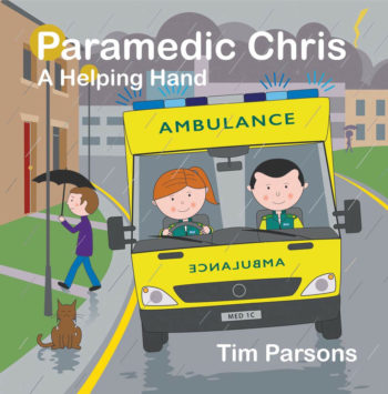 Ambulance Book for Kids to Learn About Paramedics