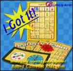I Got It! Board Game